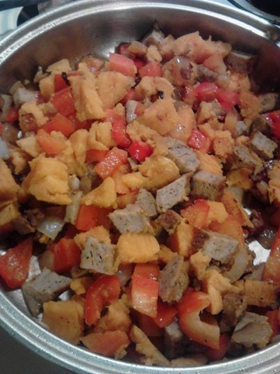So Delicious - Sweet Potato Hash