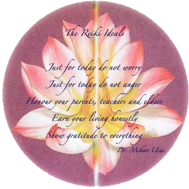 Reiki Ideals